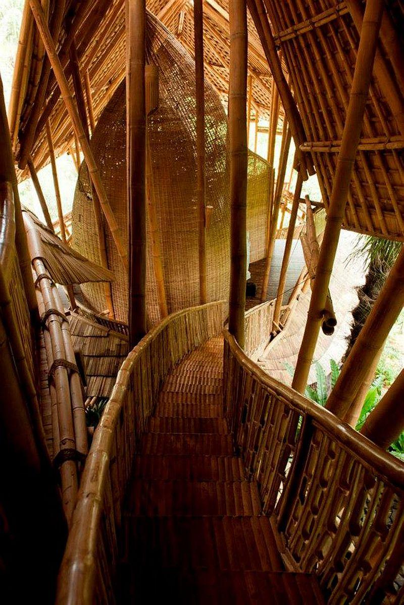 adelaparvu.com despre case din bambus, Green Village Bali, design Ibuku Design (44)