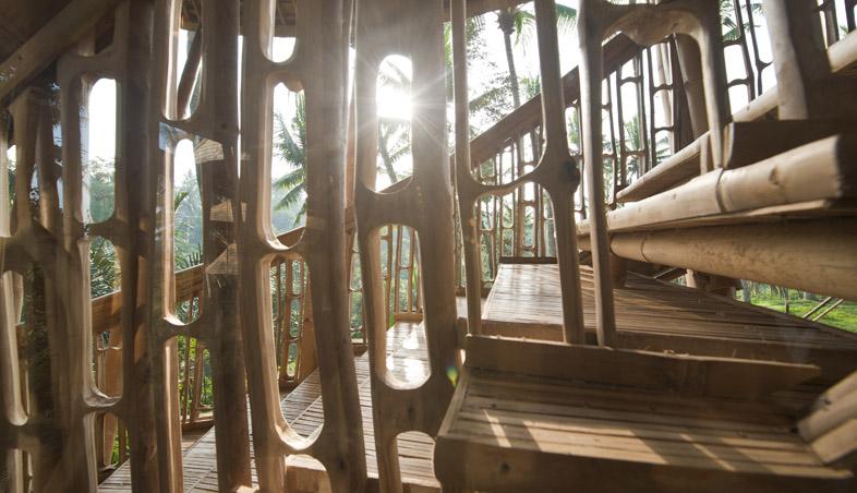 adelaparvu.com despre case din bambus, Green Village Bali, design Ibuku Design (48)