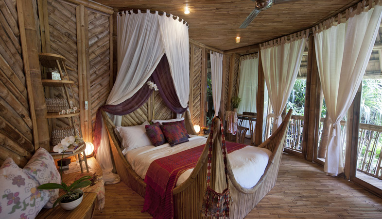 adelaparvu.com despre case din bambus, Green Village Bali, design Ibuku Design (5)