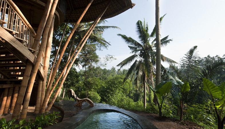 adelaparvu.com despre case din bambus, Green Village Bali, design Ibuku Design (50)