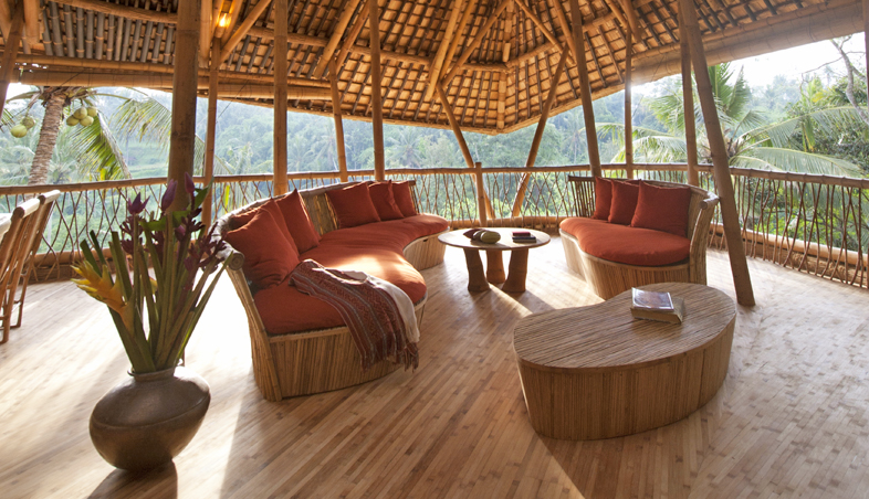 adelaparvu.com despre case din bambus, Green Village Bali, design Ibuku Design (52)