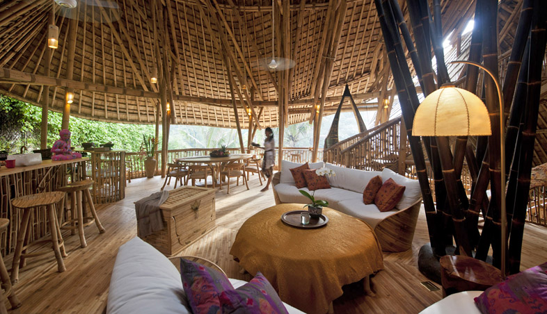 adelaparvu.com despre case din bambus, Green Village Bali, design Ibuku Design (57)