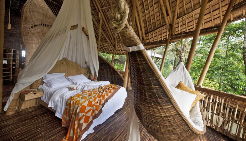 adelaparvu.com despre case din bambus, Green Village Bali, design Ibuku Design (6)