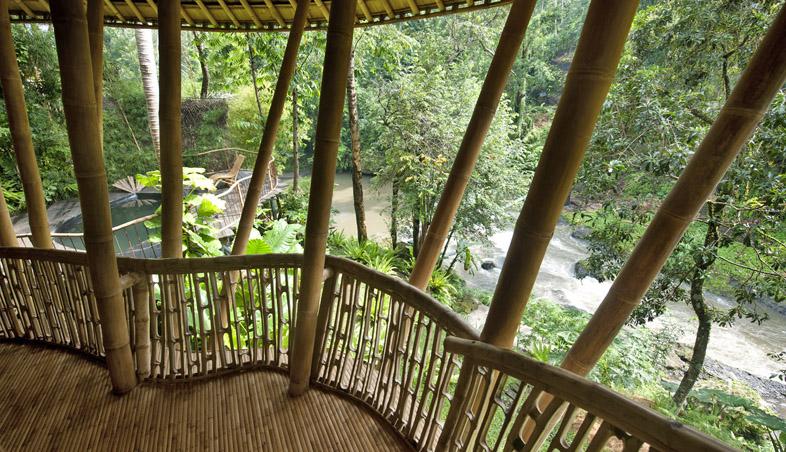 adelaparvu.com despre case din bambus, Green Village Bali, design Ibuku Design (7)
