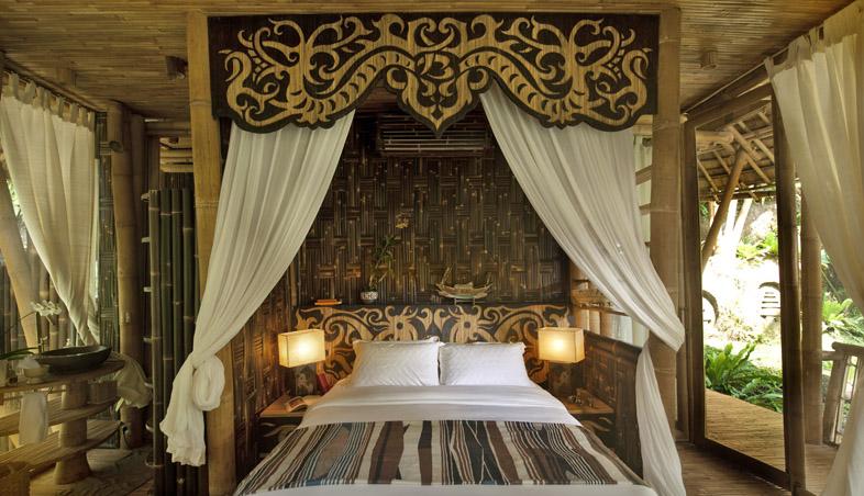 adelaparvu.com despre case din bambus, Green Village Bali, design Ibuku Design (8)