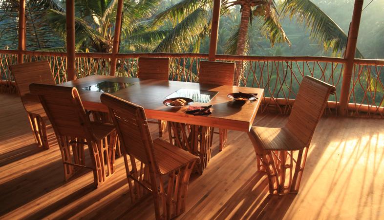 adelaparvu.com despre case din bambus, Green Village Bali, design Ibuku Design (9)