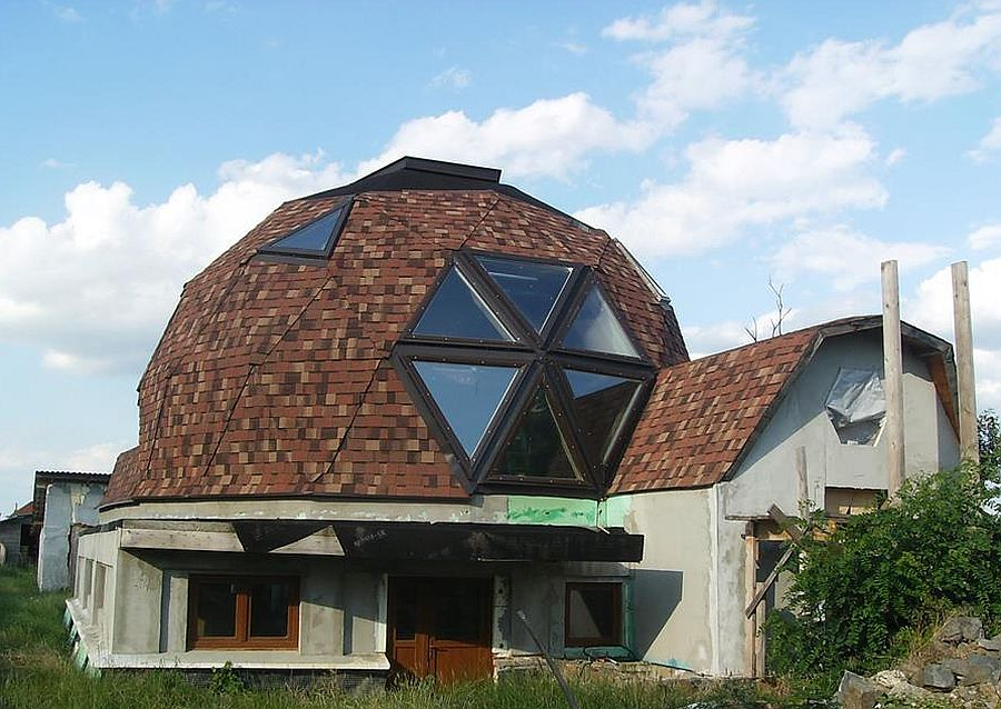 adelaparvu.com despre case tip dom, domuri geodezice Cora T Siegmeth (9)