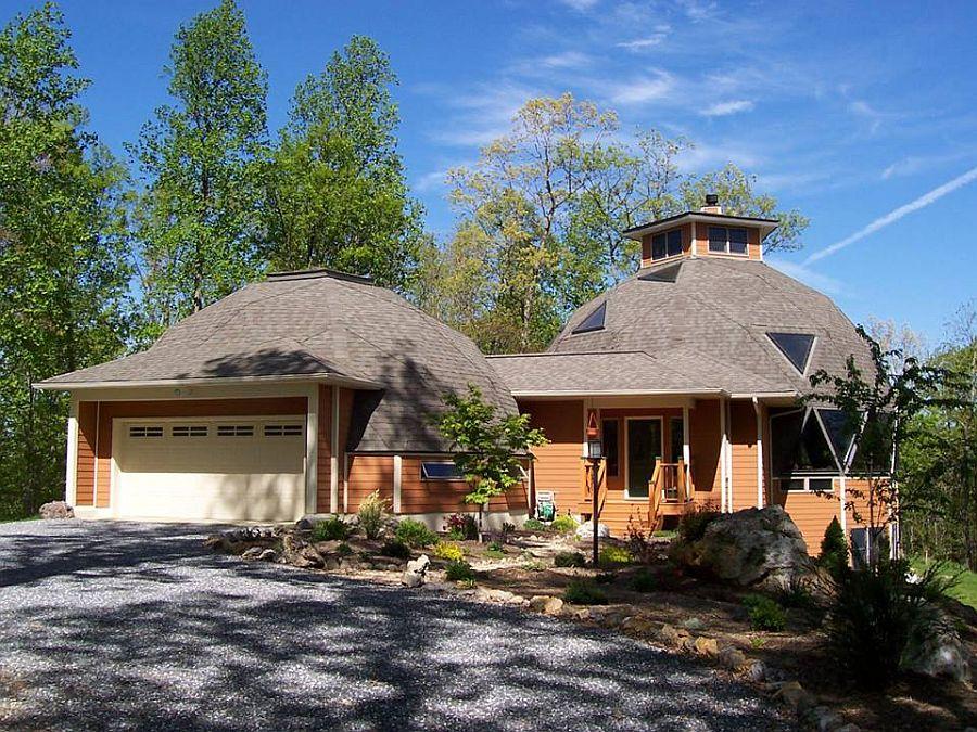 adelaparvu.com despre case tip dom, domuri geodezice, Foto NaturalSpacesDomes (1)