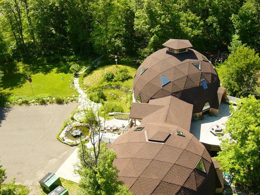 adelaparvu.com despre case tip dom, domuri geodezice, Foto NaturalSpacesDomes (12)