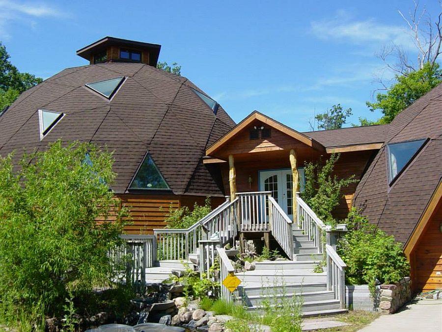 adelaparvu.com despre case tip dom, domuri geodezice, Foto NaturalSpacesDomes (15)