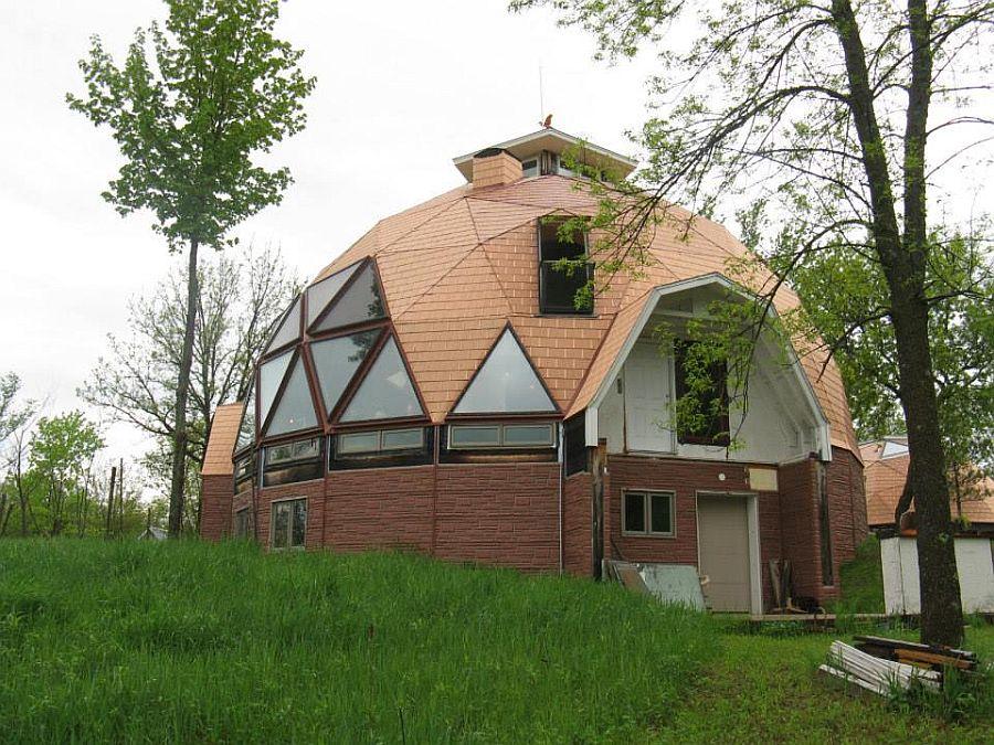 adelaparvu.com despre case tip dom, domuri geodezice, Foto NaturalSpacesDomes (5)