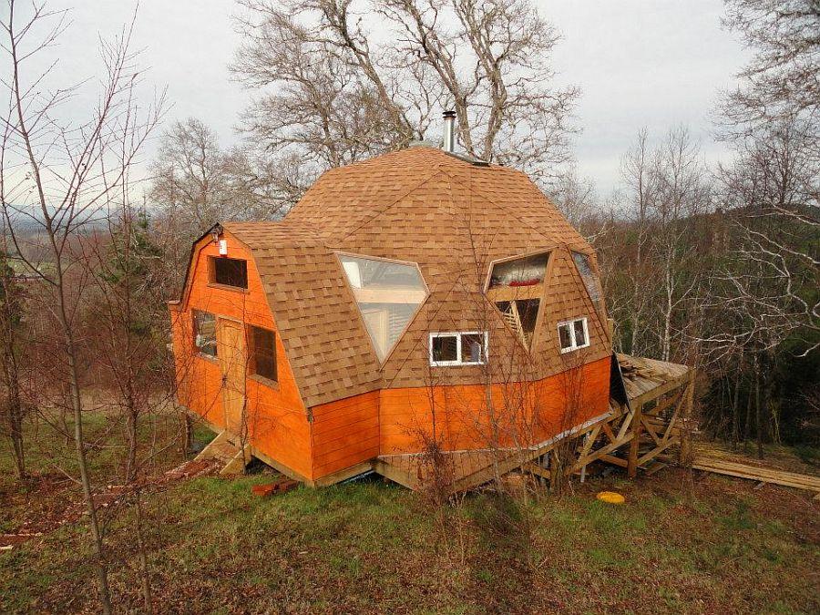 adelaparvu.com despre case tip dom, domuri geodezice, Foto NaturalSpacesDomes (8)