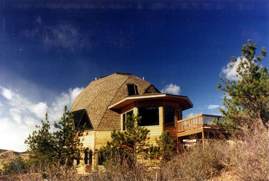 adelaparvu.com despre case tip dom, domuri geodezice, Foto NaturalSpacesDomes (9)