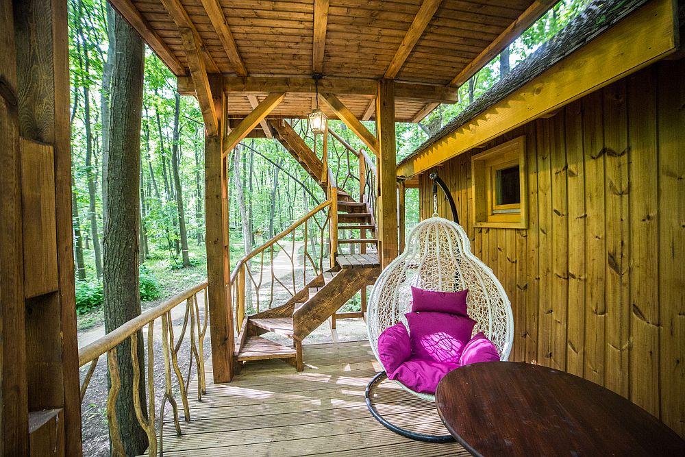 adelaparvu.com despre casute in copaci si parc de aventura Balotesti, Edenland Park, Romania (12)