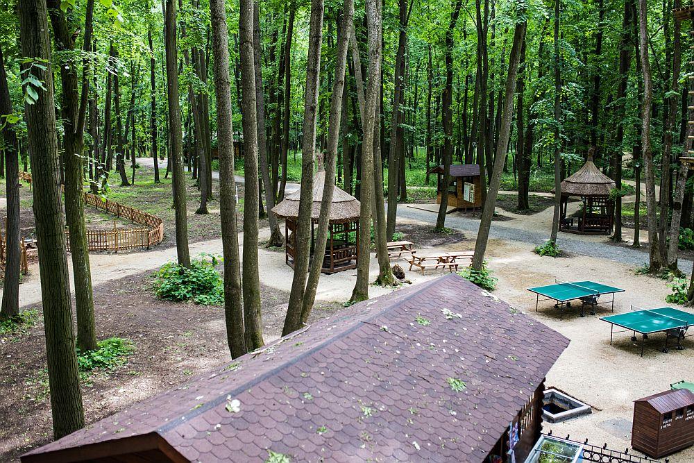 adelaparvu.com despre casute in copaci si parc de aventura Balotesti, Edenland Park, Romania (19)