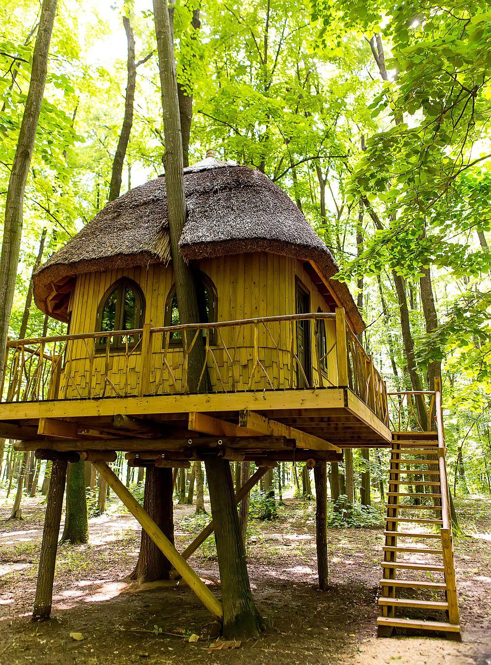 adelaparvu.com despre casute in copaci si parc de aventura Balotesti, Edenland Park, Romania (23)