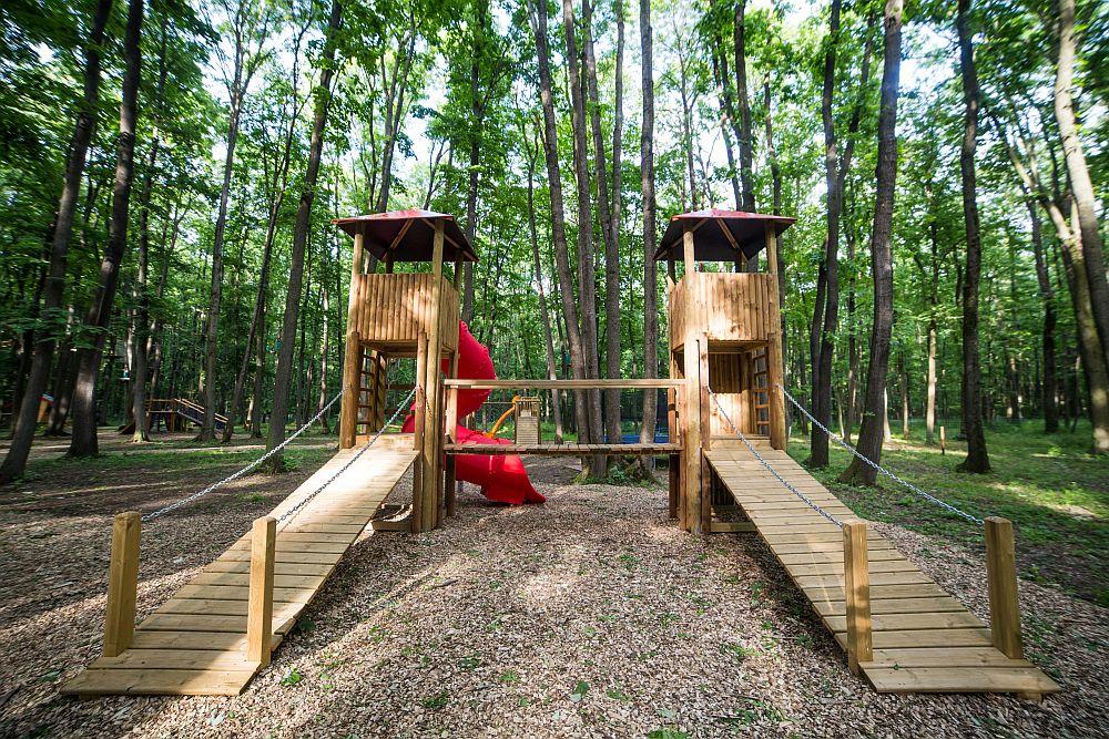 adelaparvu.com despre casute in copaci si parc de aventura Balotesti, Edenland Park, Romania (30)