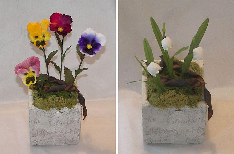 adelaparvu.com despre flori artificiale din matase, Kunstblumen Sebnitz, Germania (10)