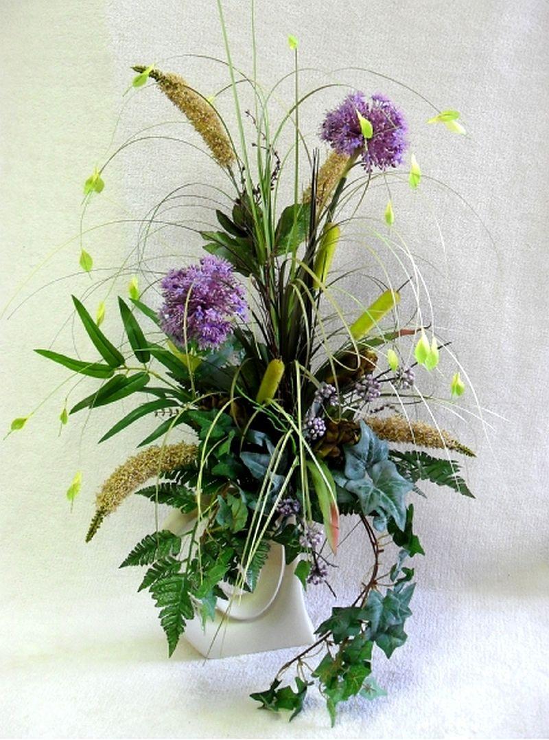 adelaparvu.com despre flori artificiale din matase, Kunstblumen Sebnitz, Germania (11)