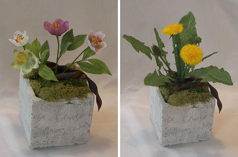adelaparvu.com despre flori artificiale din matase, Kunstblumen Sebnitz, Germania (12)