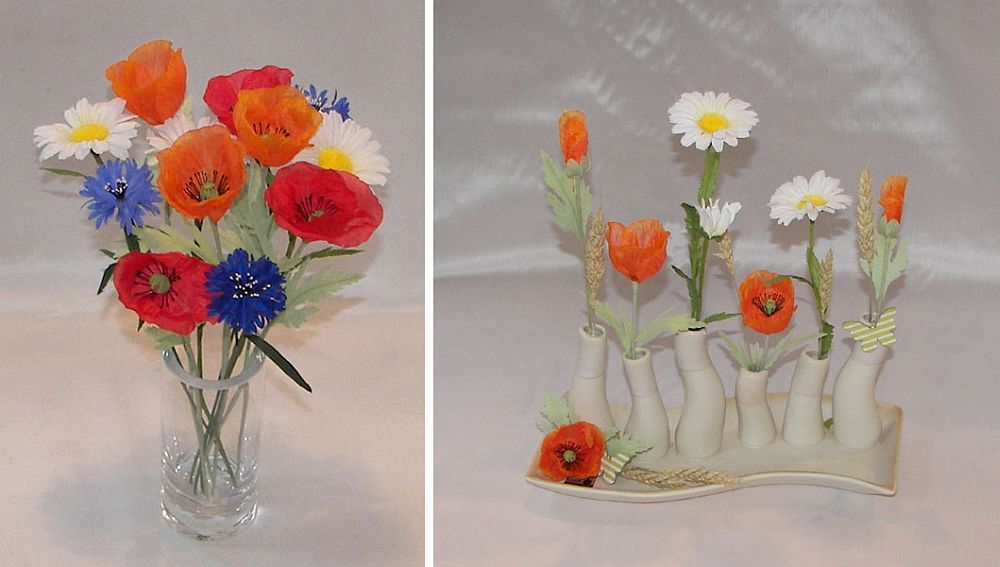 adelaparvu.com despre flori artificiale din matase, Kunstblumen Sebnitz, Germania (13)