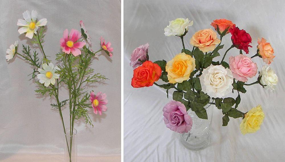 adelaparvu.com despre flori artificiale din matase, Kunstblumen Sebnitz, Germania (14)