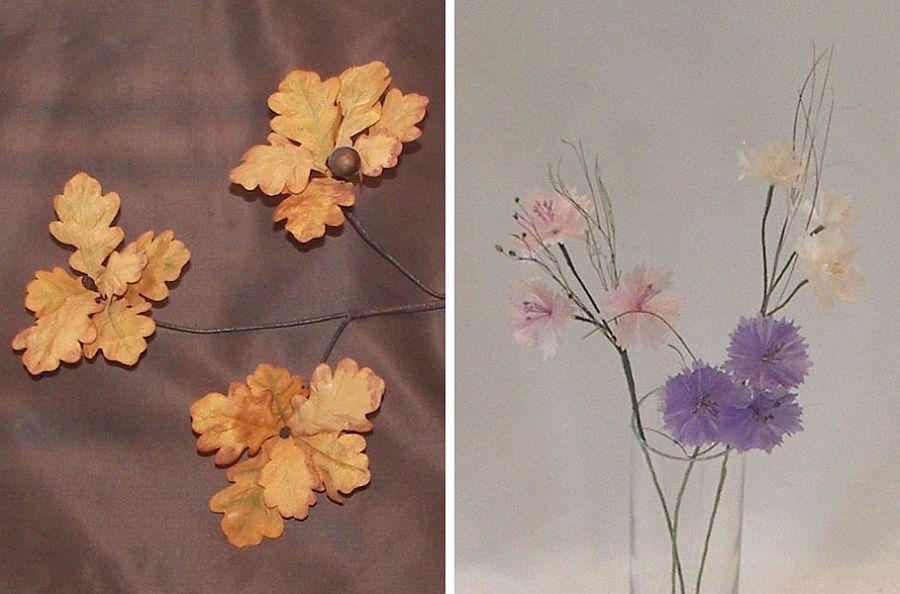 adelaparvu.com despre flori artificiale din matase, Kunstblumen Sebnitz, Germania (15)