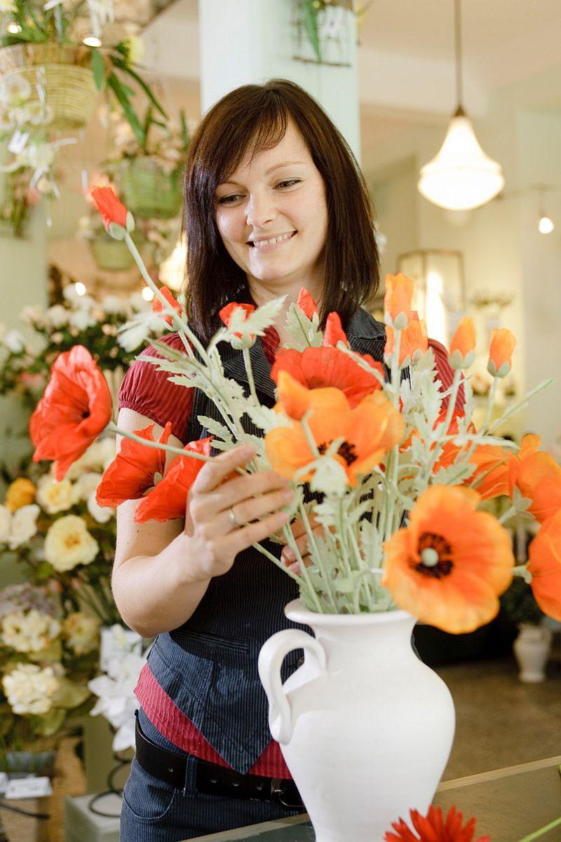 adelaparvu.com despre flori artificiale din matase, Kunstblumen Sebnitz, Germania (3)