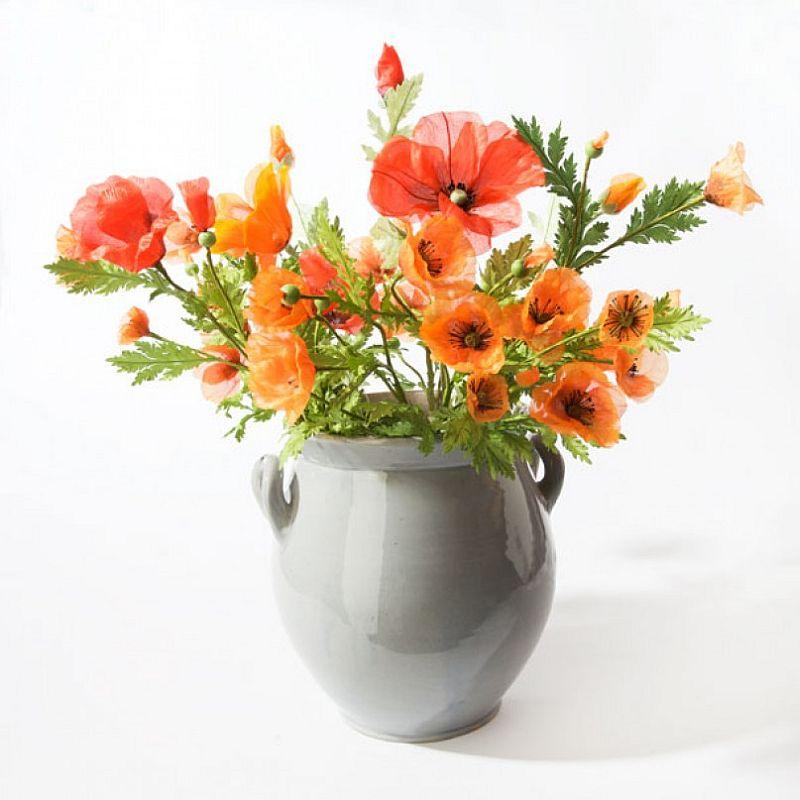adelaparvu.com despre flori artificiale din matase, Kunstblumen Sebnitz, Germania (5)