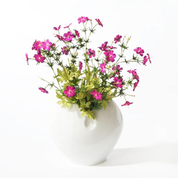 adelaparvu.com despre flori artificiale din matase, Kunstblumen Sebnitz, Germania (6)