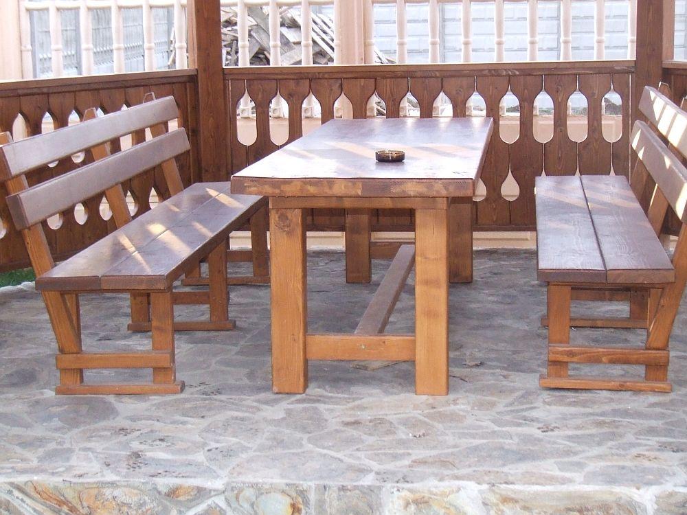 adelaparvu.com despre foisoare de gradina, foisoare din lemn, foisor hexagonal, firma Rustic Design, Romania (3)