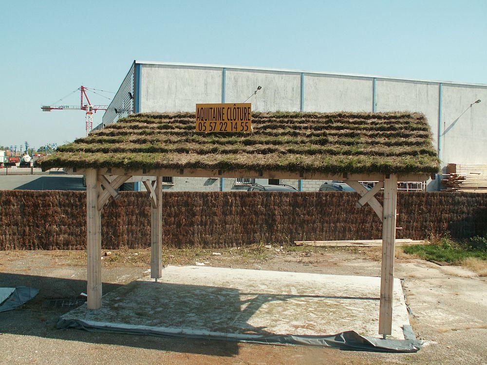 adelaparvu.com despre garduri eco din plante, garduri din Brande, fabricant Franta Aquitaine-Cloture