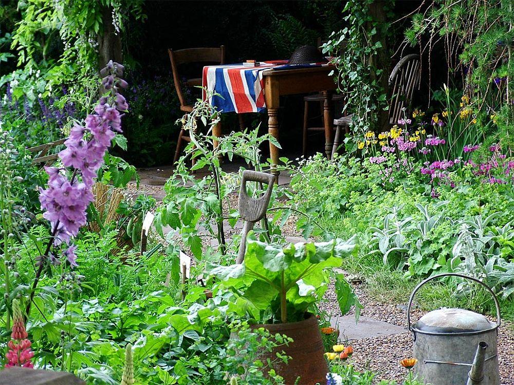 adelaparvu.com despre gradina rustica englezeasca, gradina Anglia, gradina Chelsea Pensioners Garden, designer peisagist Julian Dowle, Foto blog MooseysCountryGarden (14)