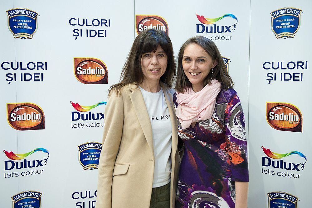 Alaturi de bloggerul Ruxandra Chiurtu (spalivingblog.com)