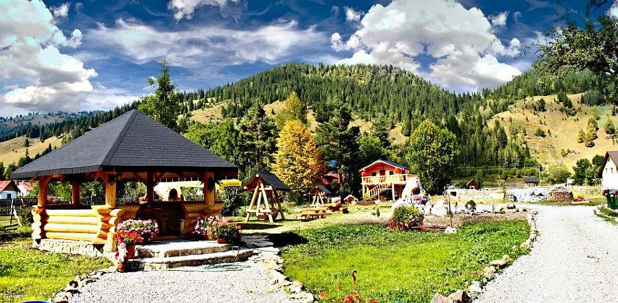 adelaparvu.com despre pensiune Bucovina, Casa Baciu, Fundu Moldovei, Romania (16)