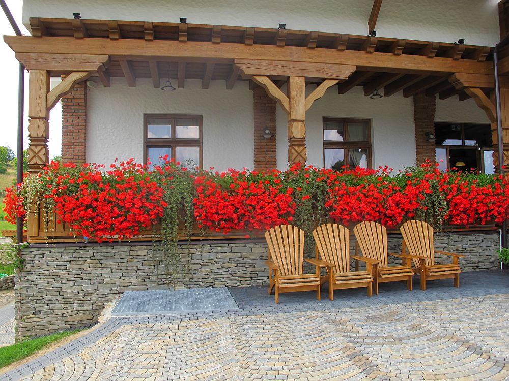 adelaparvu.com despre pensiunea Gerendas, Ghindari, judetul Mures, Romania, arhitect Eniko Leszai  (13)