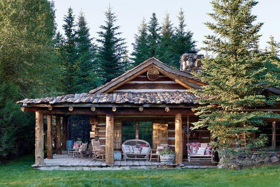 adelaparvu.com despre ranch american, stil western, cabana lui Ralph Lauren, Foto AD (1)