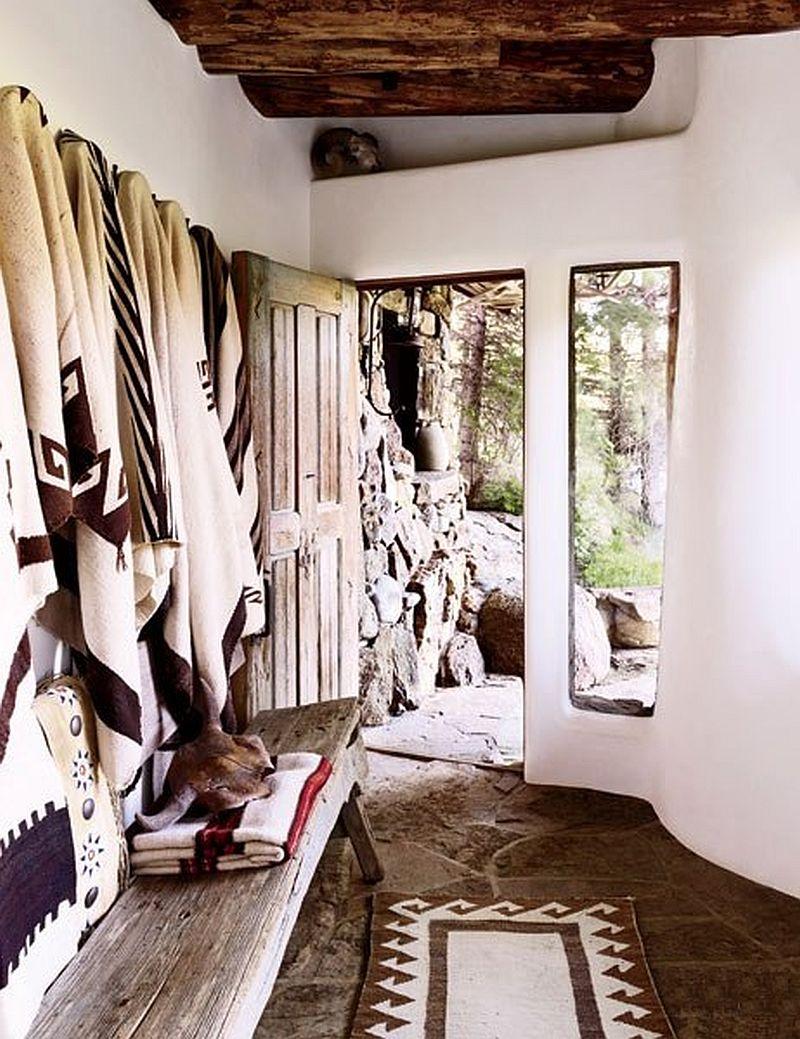 adelaparvu.com despre ranch american, stil western, cabana lui Ralph Lauren, Foto AD (13)