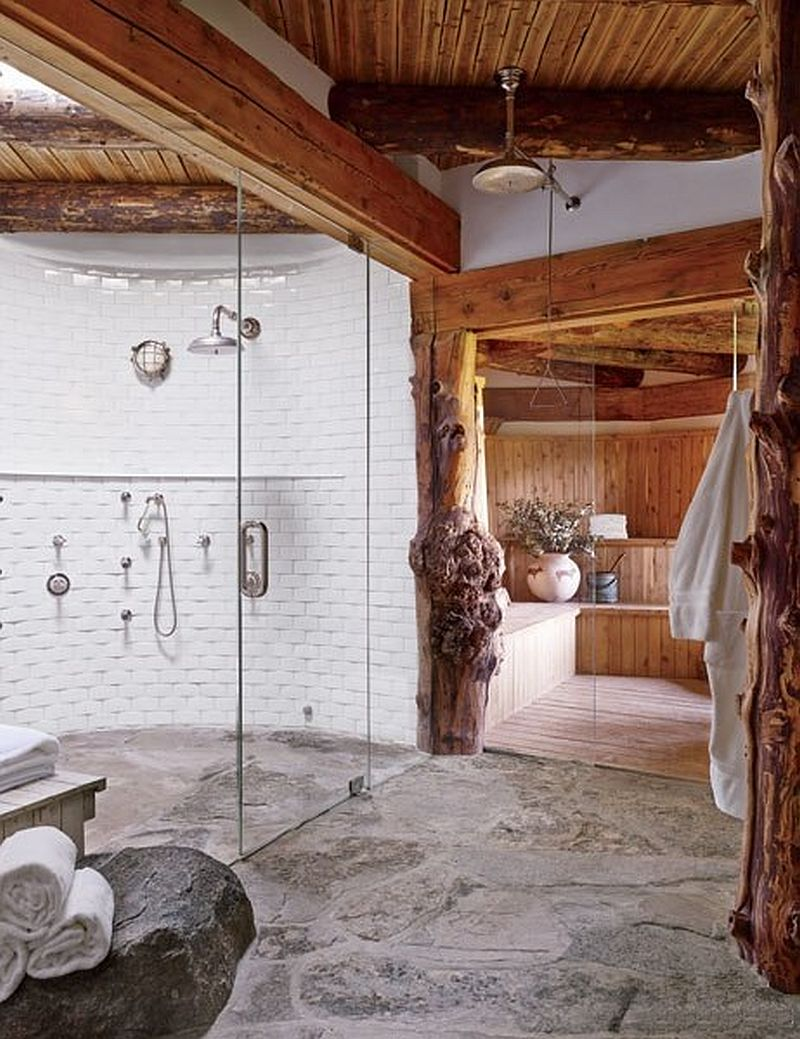 adelaparvu.com despre ranch american, stil western, cabana lui Ralph Lauren, Foto AD (14)