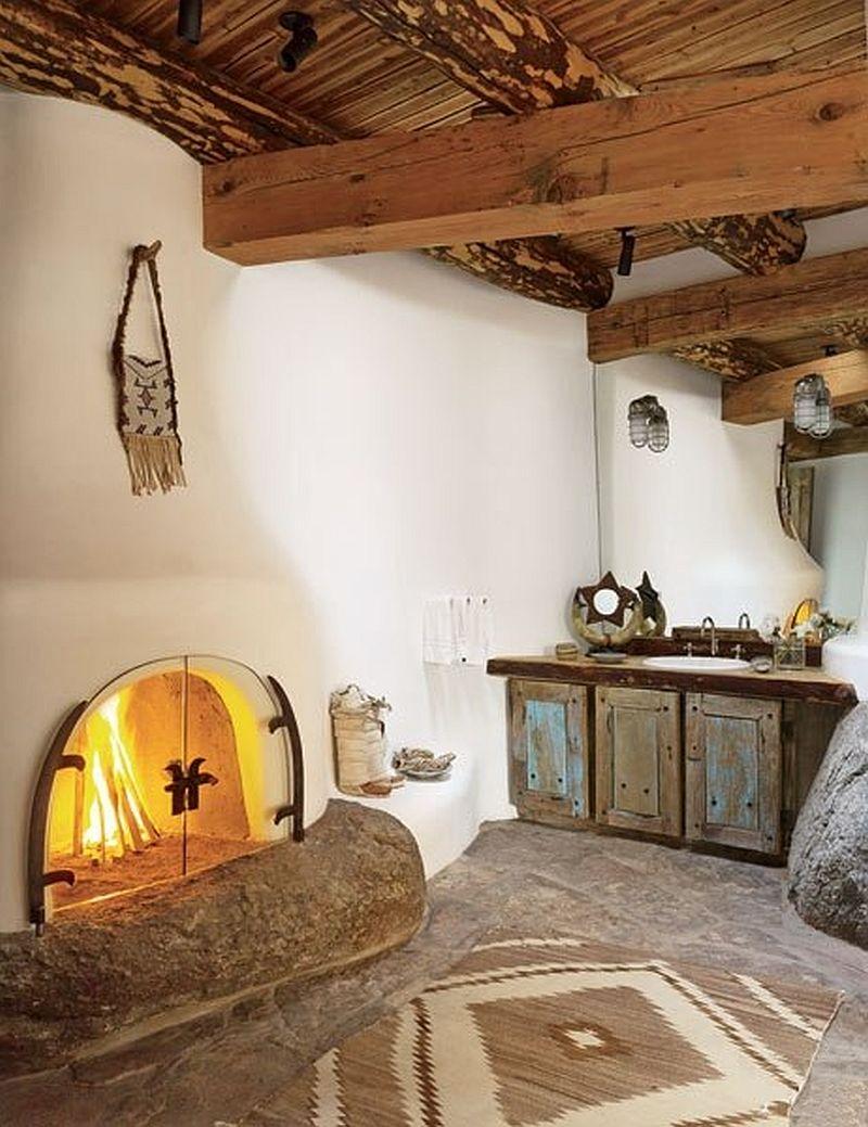 adelaparvu.com despre ranch american, stil western, cabana lui Ralph Lauren, Foto AD (15)