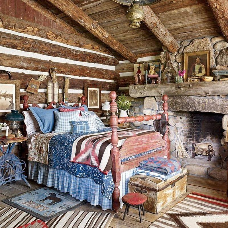 adelaparvu.com despre ranch american, stil western, cabana lui Ralph Lauren, Foto AD (4)
