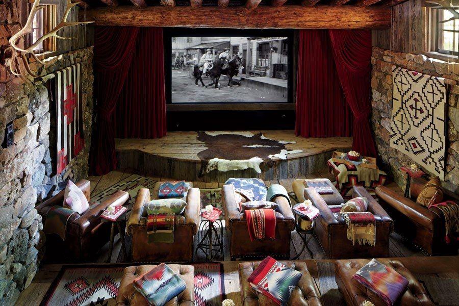 adelaparvu.com despre ranch american, stil western, cabana lui Ralph Lauren, Foto AD (5)