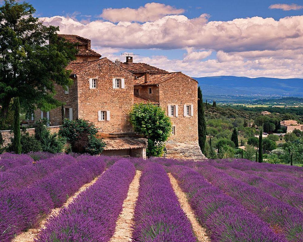 adelaparvu.com despre stilul Toscan, peisaje din Toscana (1)