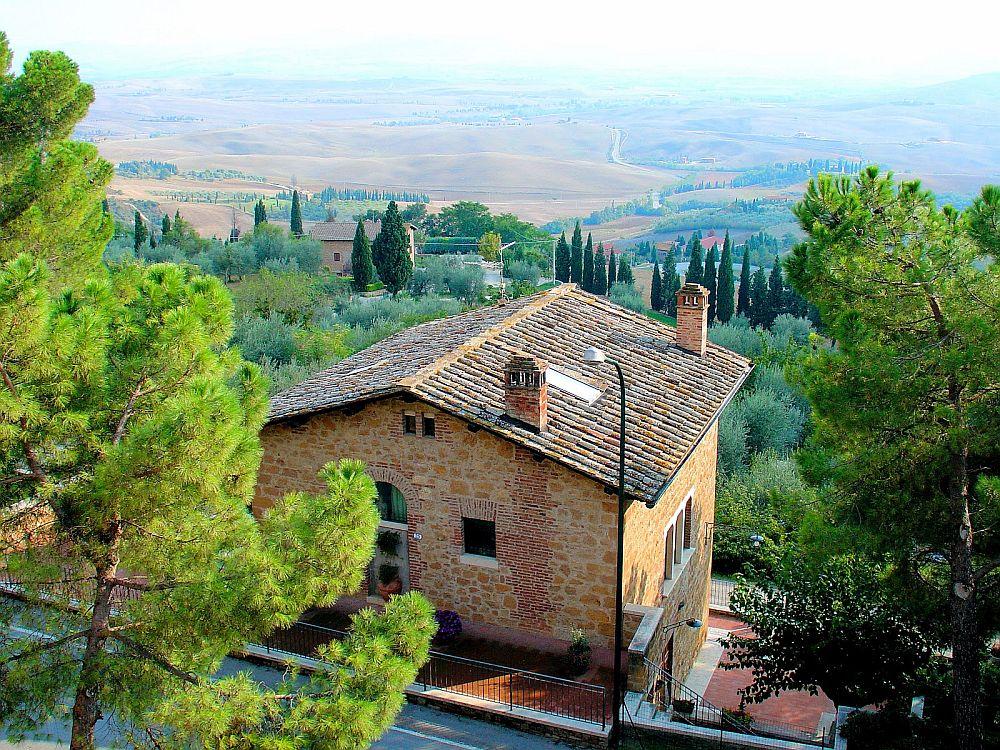 adelaparvu.com despre stilul Toscan, peisaje din Toscana, peisaje toscane (1)