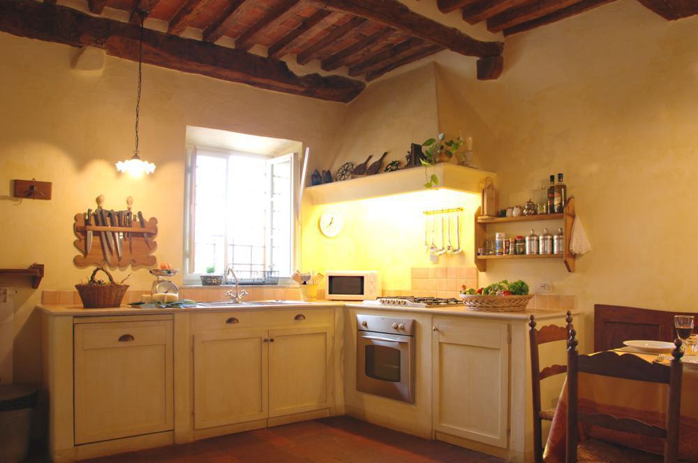 adelaparvu.com despre stilul toscan, casa in stil toscan, Casa Fiora, Lucca, Italia (11)