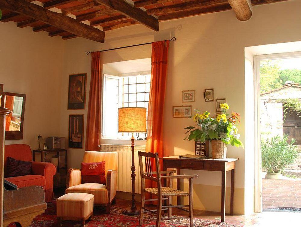 adelaparvu.com despre stilul toscan, casa in stil toscan, Casa Fiora, Lucca, Italia (15)