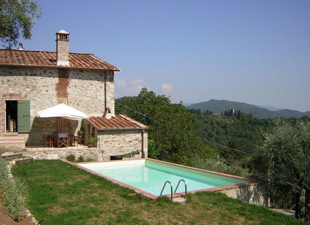adelaparvu.com despre stilul toscan, casa in stil toscan, Casa Fiora, Lucca, Italia (20)