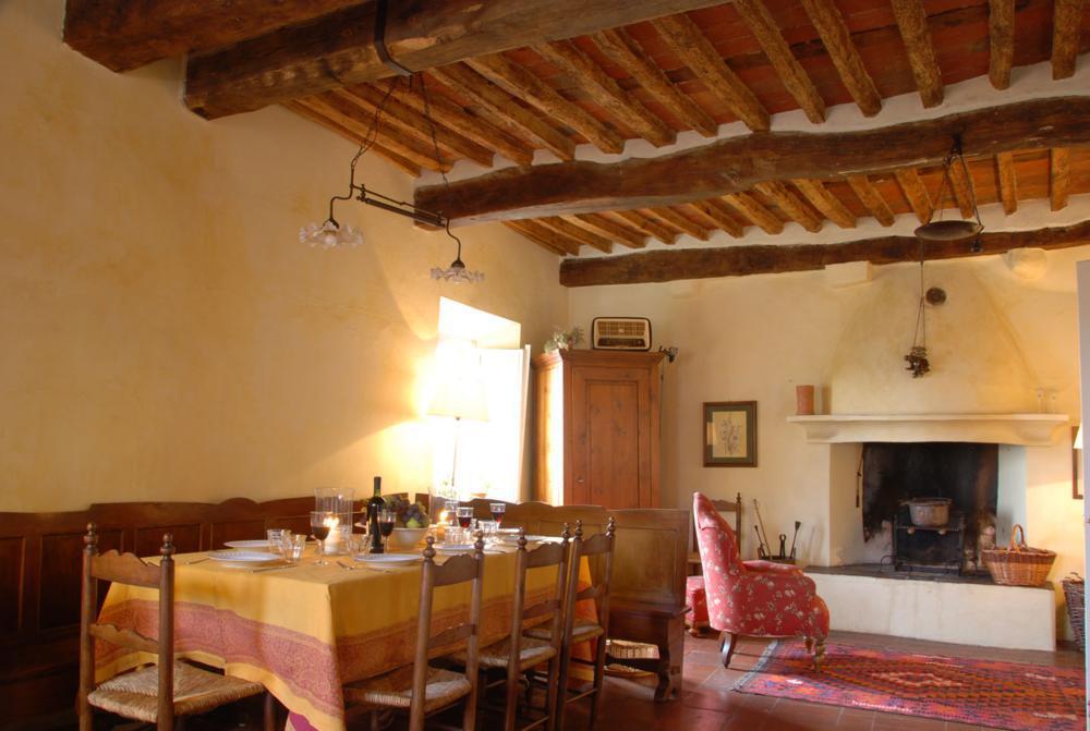 adelaparvu.com despre stilul toscan, casa in stil toscan, Casa Fiora, Lucca, Italia (8)