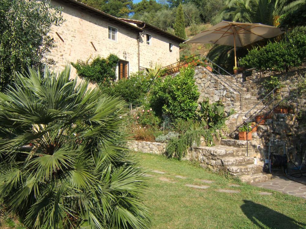 adelaparvu.com despre stilul toscan, casa in stil toscan, Villa Al Castello, Lucca, Italia (13)