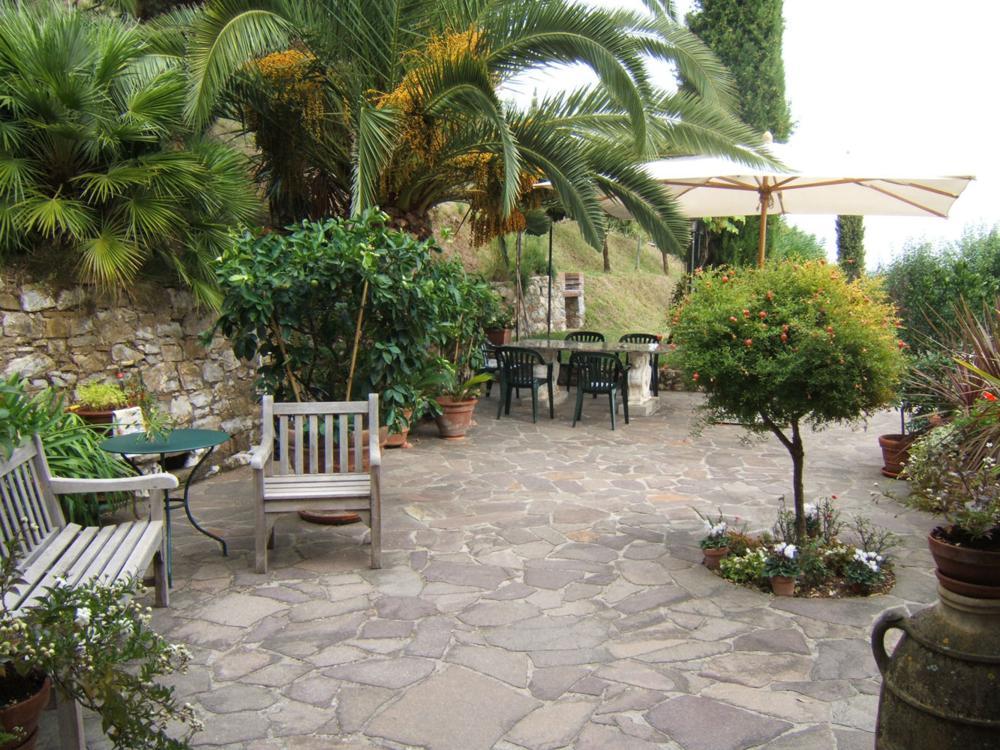 adelaparvu.com despre stilul toscan, casa in stil toscan, Villa Al Castello, Lucca, Italia (15)